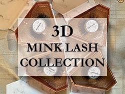 3D Mink Lash Collection